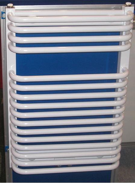 Egyedi törölközőszárító radiátor