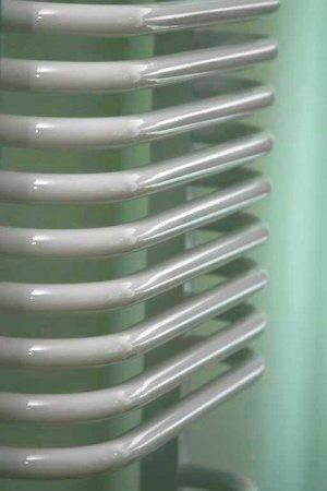 L alakú radiátor