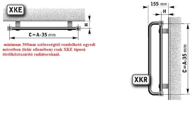 törölközőszárító radiátor műszaki leírása 4