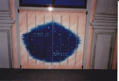 Xhénia festett radiátor