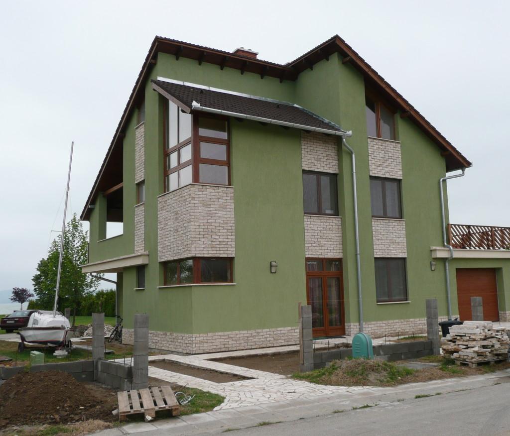 Balatoni nyaraló felújítás 2