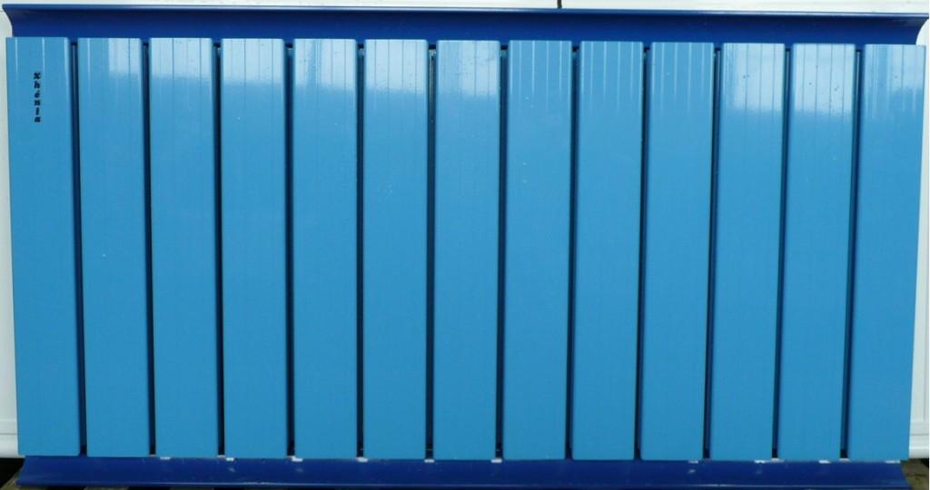 Kék radiátor