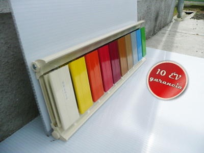 Színes radiátor (Slideshow)