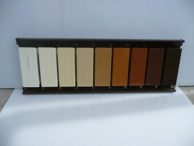 Barna színes radiátor