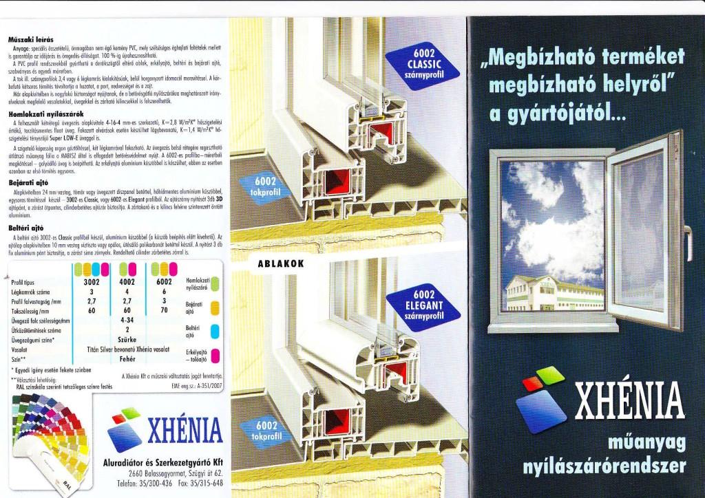 Xhénia Műanyag nyílászárórendszer-page-001